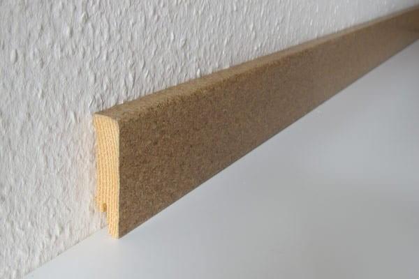 Korkfunier - Fußbodenleisten (ab4,60€/lfm) - Ziro