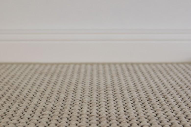Bentzon Kolding 069026 Beige - gewebter Teppichboden
