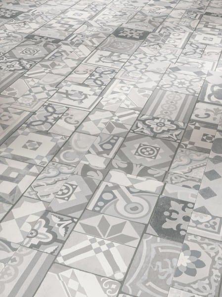 trendoptik dekor klick vinyl vinylboden raumtrend. Black Bedroom Furniture Sets. Home Design Ideas