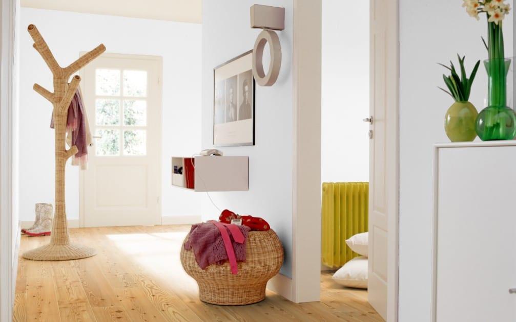 landhausdiele ohne v fuge stil parkett raumtrend hinze. Black Bedroom Furniture Sets. Home Design Ideas