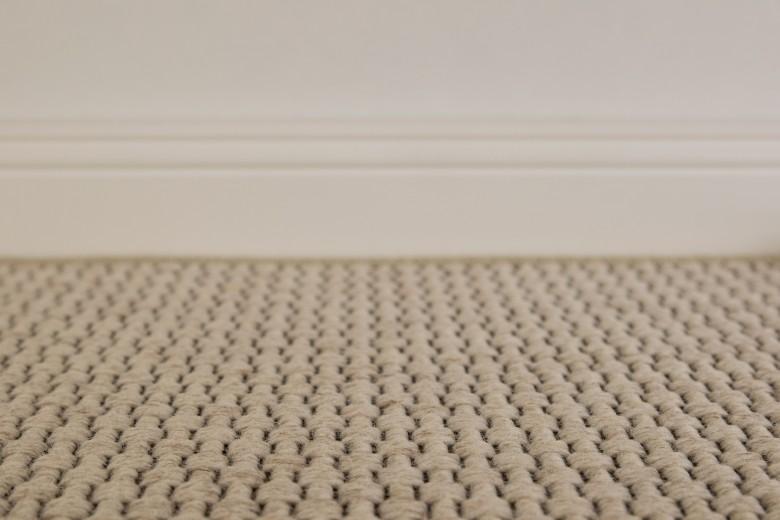 Bentzon Skagen 068026 Beige  - gewebter Teppichboden