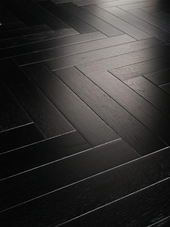 PARADOR Trendtime 3 - Eiche schwarz M4V - Living lackversiegelt matt - 1601584