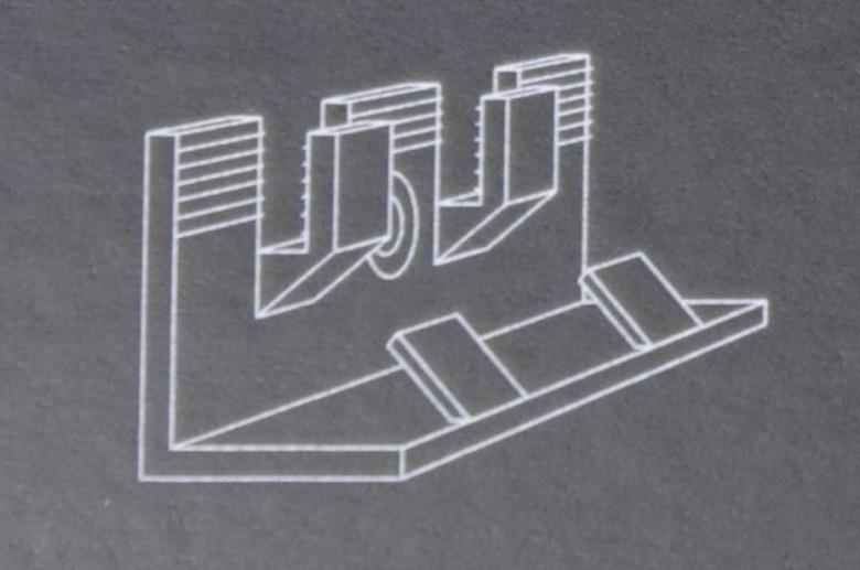 Joka Clip für Sockelleiste S631