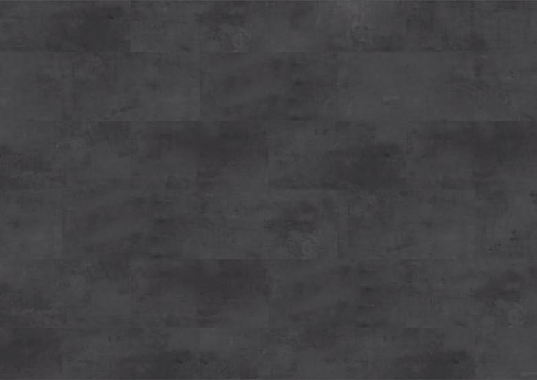 Vintage Zinc Black 4V - Tarkett I.D. Inspiration 55 Vinyl Fliesen