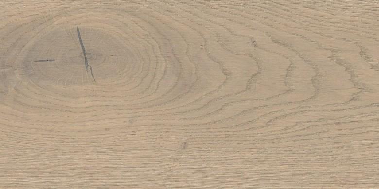 Eiche sandgrau Sauvage strukturiert 2V - Haro Parkett Landhausdiele Serie 4000