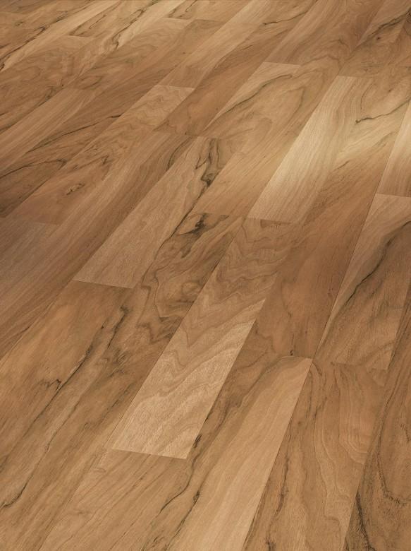 PARADOR Basic 200 - Nussbaum 2-Stab Holzstruktur - 1426416