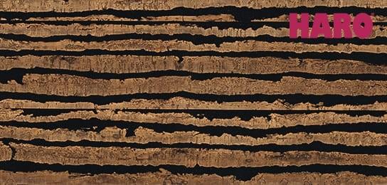 Corkett Tigra natur Haro - Korkboden Korkoptik