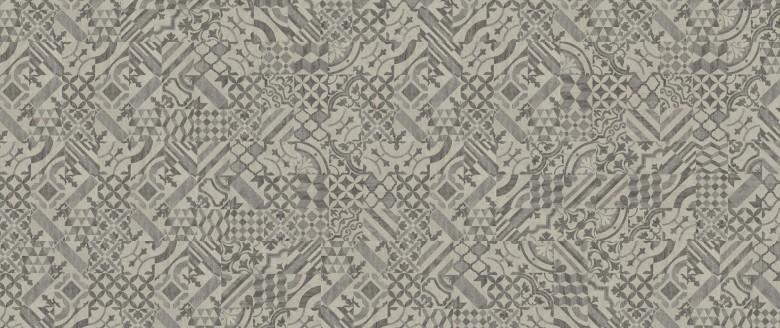 Mosaic Dark - Wineo 800 Craft Vinyl Fliesen zum Kleben