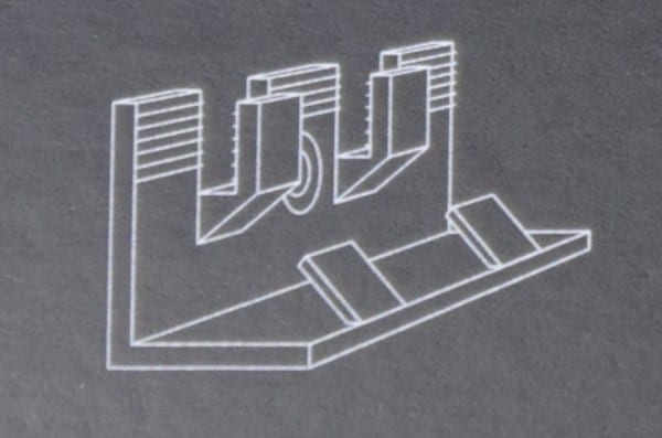Joka Clip für Sockelleiste S660
