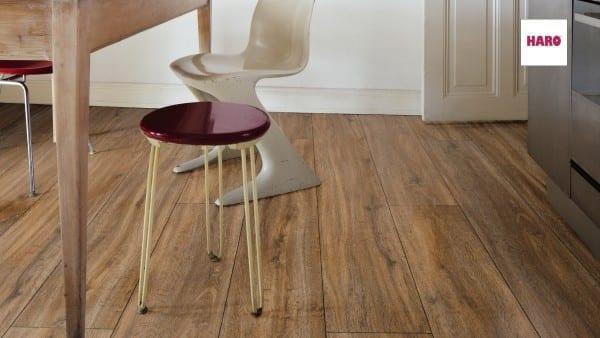 Wildeiche Landhausdiele XL - Disano Classic Aqua Designboden zum Klicken