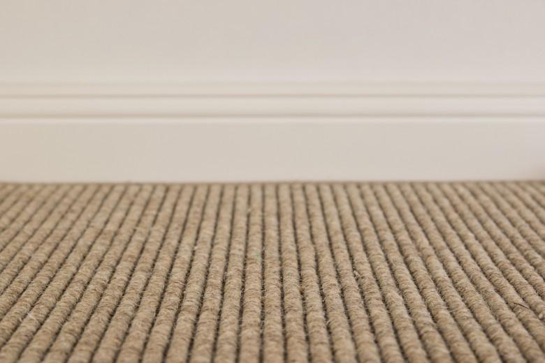 Bentzon Brighton Beige 098014 - gewebter Teppichboden