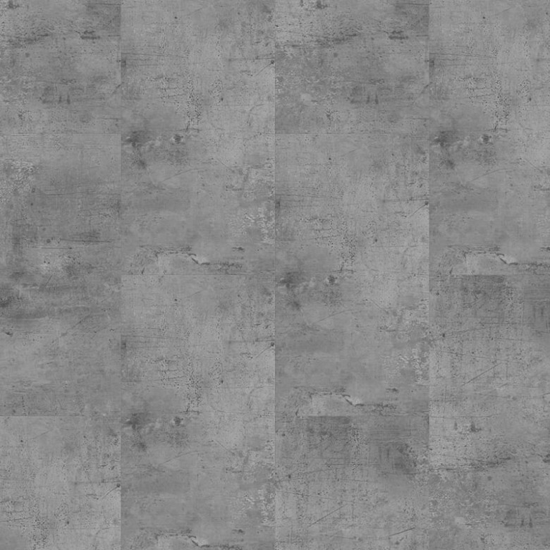 Vintage Zinc Silver - Tarkett Starfloor Click 55 Vinyl Fliese