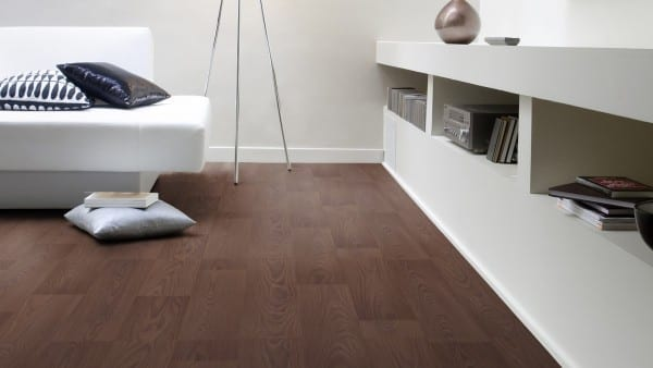 Texline HQR Fairway Brown - Gerflor PVC Boden