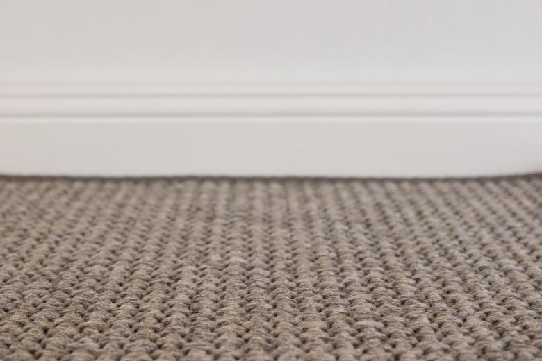 Bentzon Kolding 069018 Beige-Braun - gewebter Teppichboden