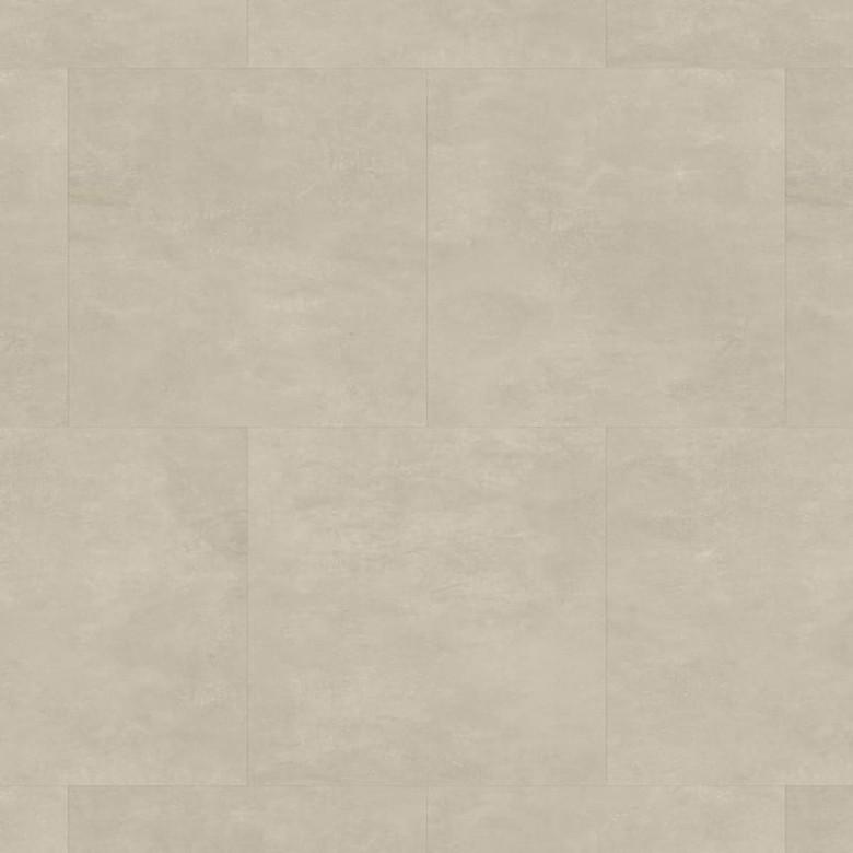 Polished Concrete Light Grey 4V - Tarkett I.D. Inspiration 55 Vinyl Fliesen