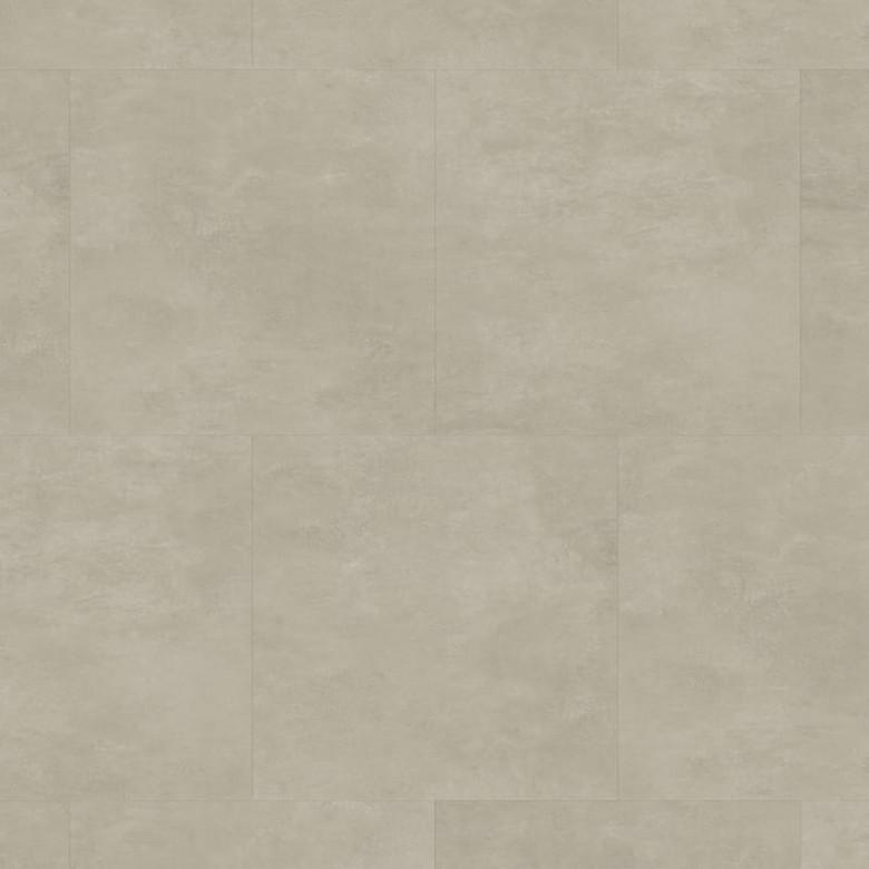 Polished Concrete  Medium Grey 4V - Tarkett I.D. Inspiration 55 Vinyl Fliesen