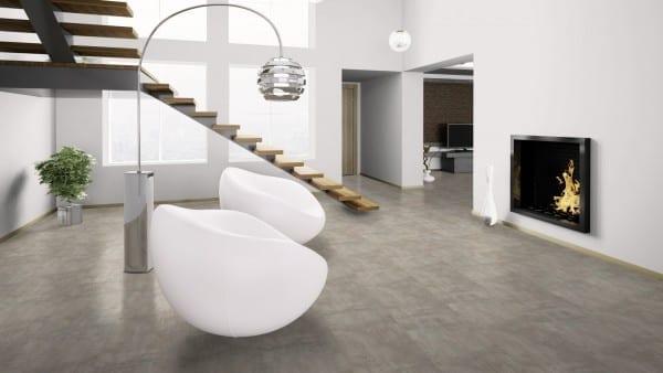 Puro Silver - Wineo Purline 1000 Stone Design-Planke