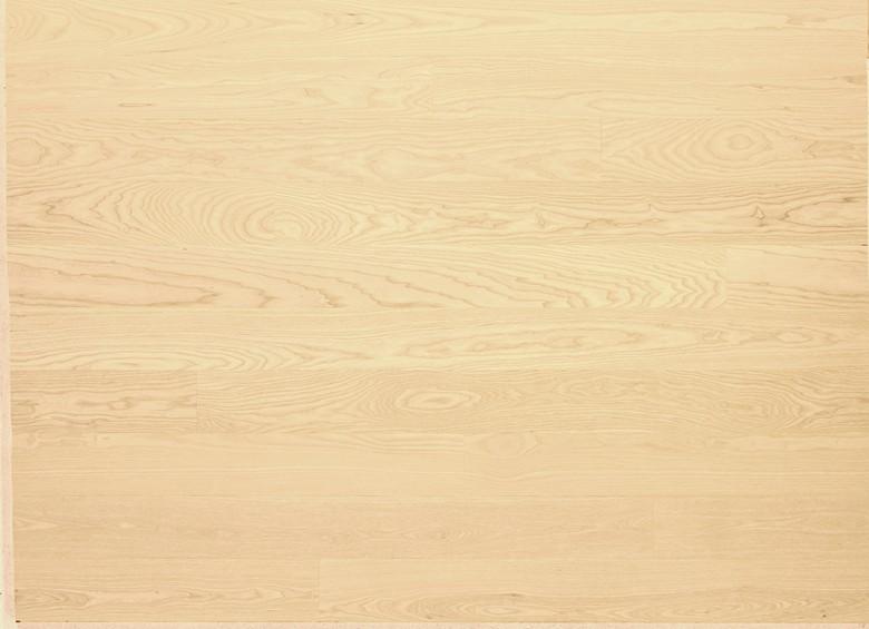 Esche Linen White LHD Tarkett Shade - Parkett Landhausdiele matt lackiert