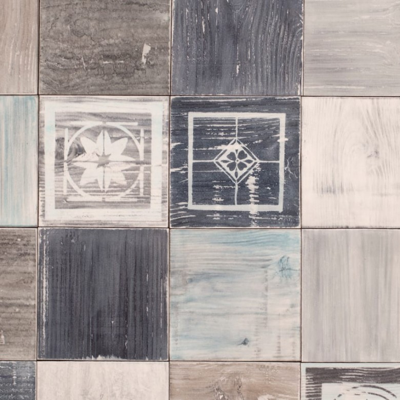 Fado Azul Gerflor Home Comfort - PVC-Boden Fliesenoptik blau | Fado ...