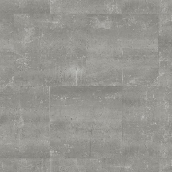 Betonoptik dekor klick vinyl vinylboden raumtrend - Vinyl fliesen klick ...