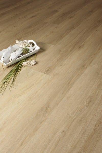 Natureiche gebleicht Vinylan KF object - Vinylboden Holzoptik