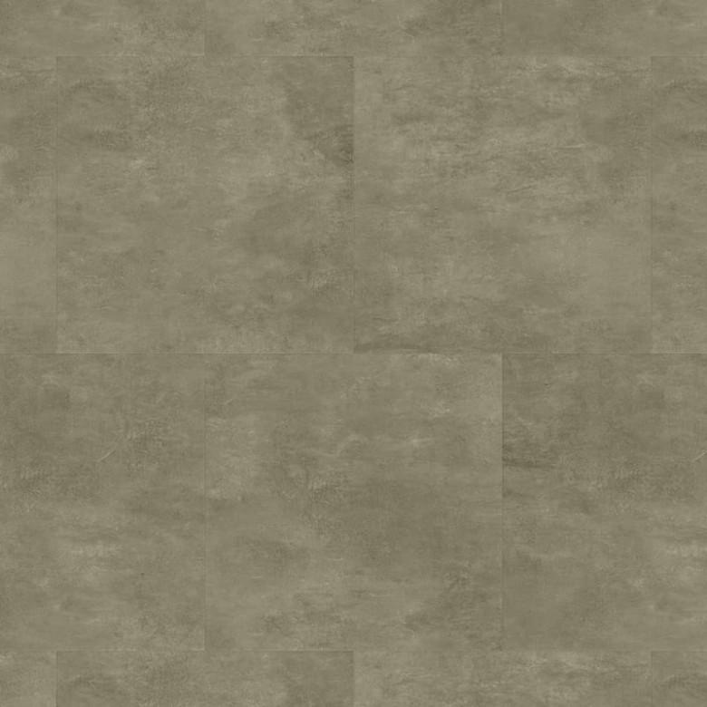 Polished Concrete Dark Grey 4V - Tarkett I.D. Inspiration 55 Vinyl Fliesen