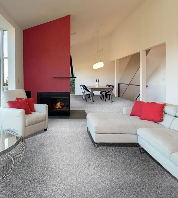 Satino Romantica 97 ITC 5M Breite - Teppichboden Hochflor