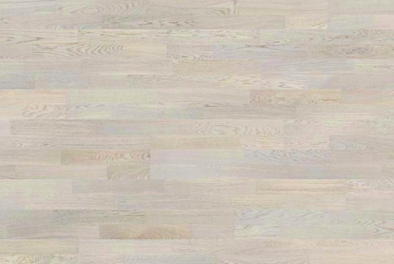 Eiche Cotton White 2-Stab Tarkett Shade - Parkett matt lackiert