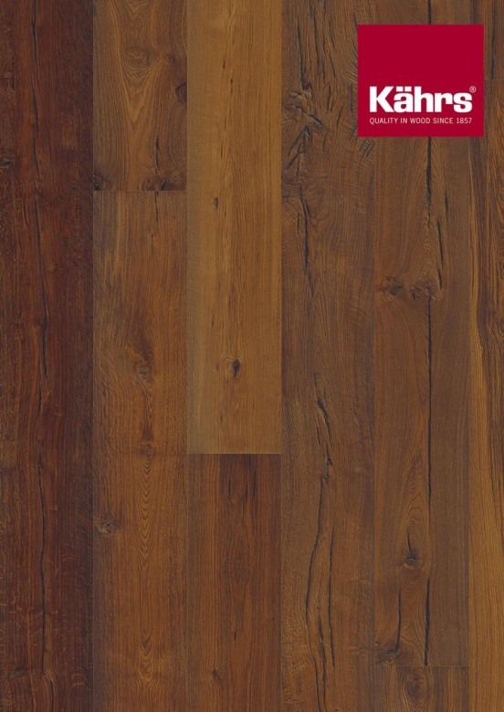 Eiche Castillo XL-Dielen Altholzdesign - Kährs Parkett Grande Collection