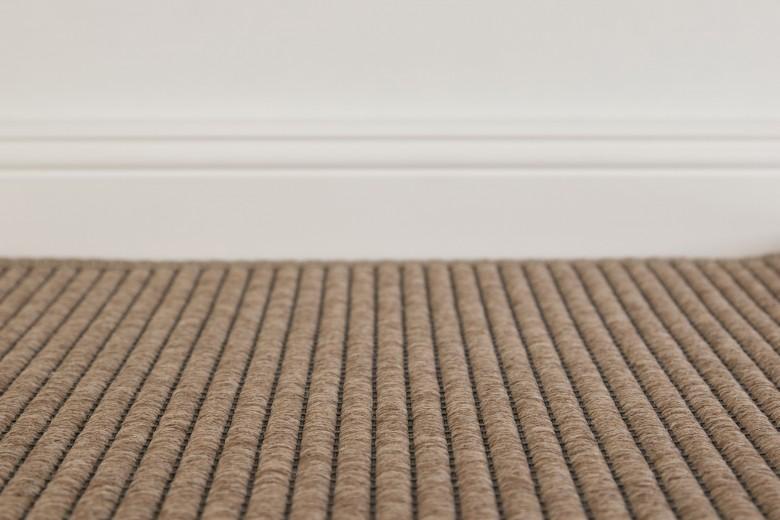 Bentzon Como 008002 Beige - gewebter Teppichboden
