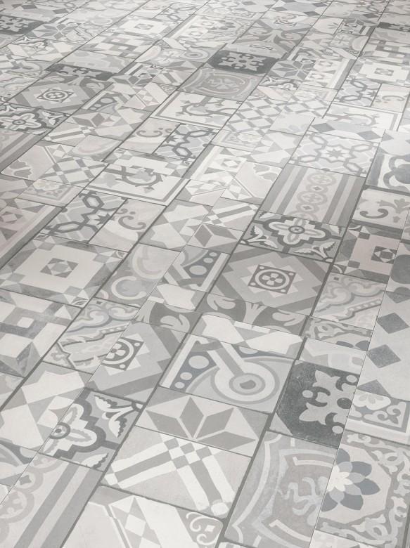 PARADOR Trendtime 5.50 zum Klicken  - Ornamentic grey Mineralstruktur - 1602133