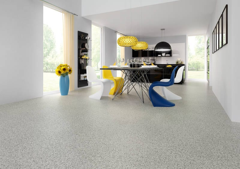 classic granit joka design 330 vinyl fliesen vinyl. Black Bedroom Furniture Sets. Home Design Ideas