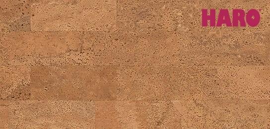 Corkett Ronda natur Haro - Korkboden Korkoptik