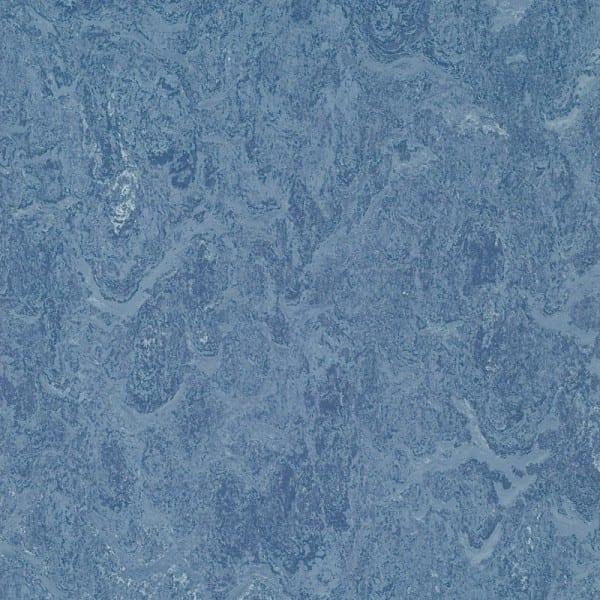 Marmoleum real (3,2mm) 3055 fresco blue Forbo