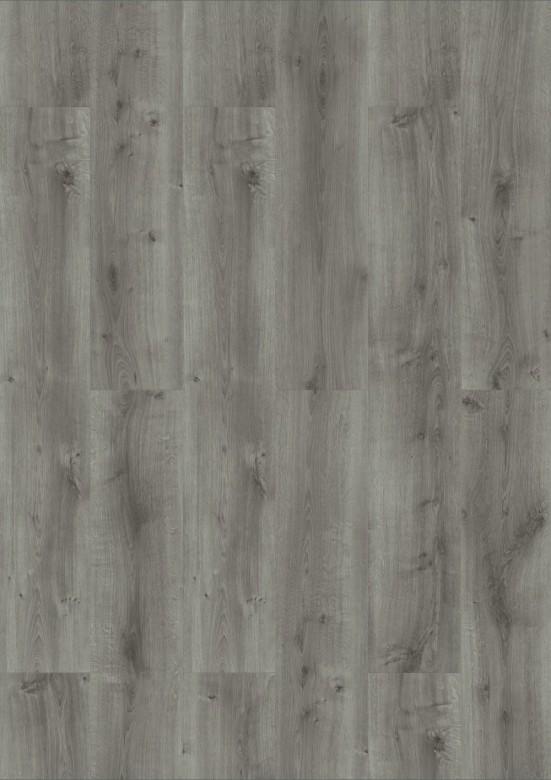 Rustic Oak Medium Grey - Tarkett Easium Vinyl Laminat