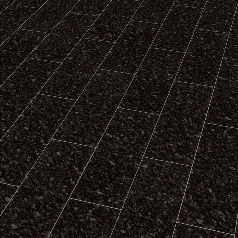 Black Pearl Elesgo V5 - Laminat Fliesenoptik Hochglanz