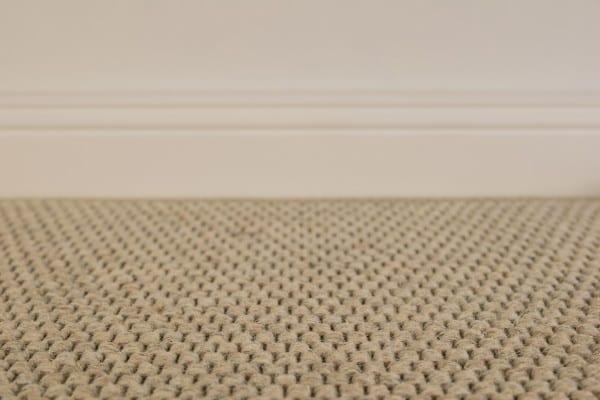Bentzon Dover 095012 Elfenbein - gewebter Teppichboden