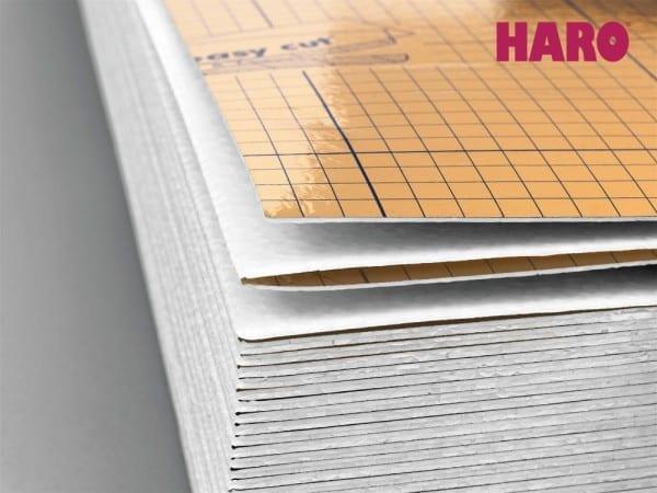 Haro EPS Easy Aquastop (Faltplatte) 18m²