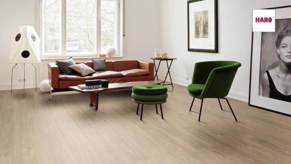 Eiche Riva Landhausdiele XL - Disano Classic Designboden zum Klicken