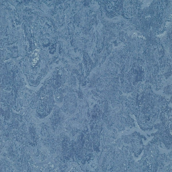 Marmoleum real (2,5mm) 3055 fresco blue Forbo