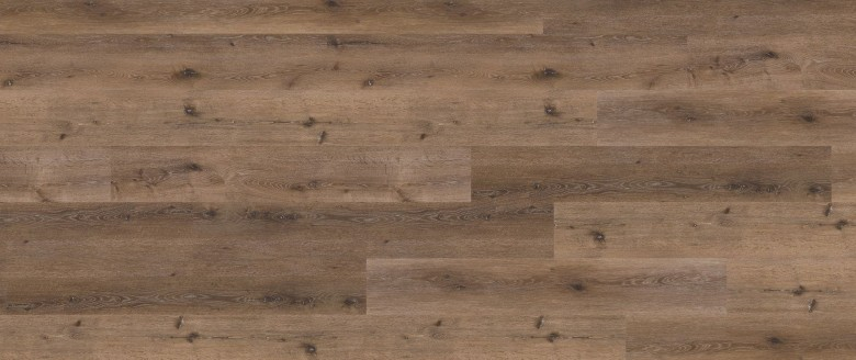 Mud Rustic Oak - Wineo 800 Wood XL Vinyl Planken