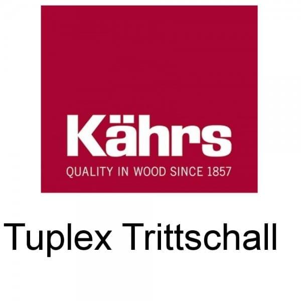Kährs Tuplex-Dämmunterlage mit Dampfbremse 2mm 33m²