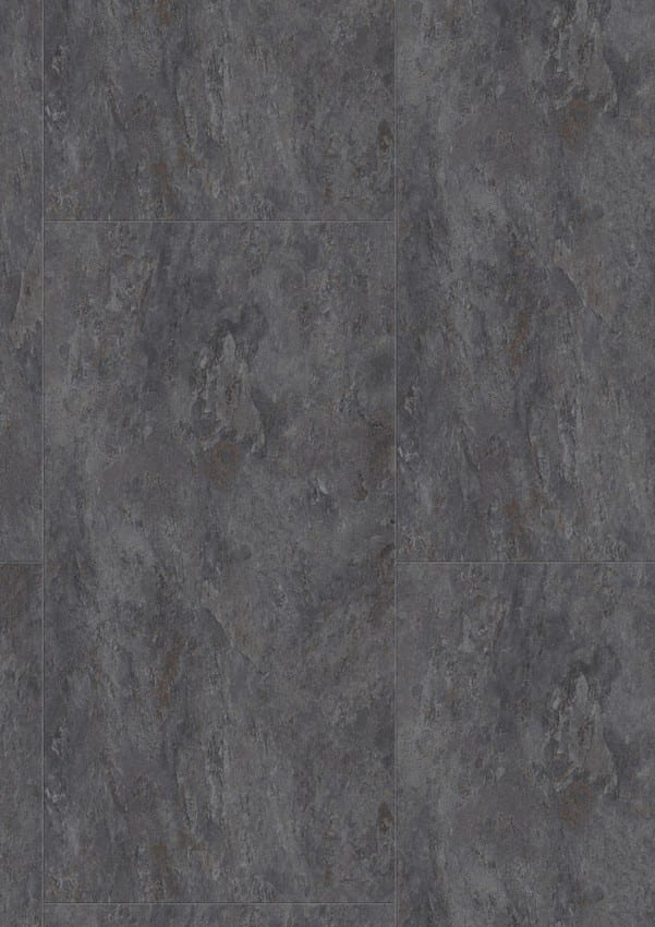 Vinylboden kleben dunkle fliesenoptik bis 50 rabatt for Rabatt boden